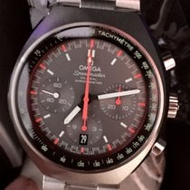 Omega SPEEDMASTER MARK II BLACK DIAL ORANGE