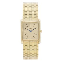 Piaget 18k Yellow Gold Men's Dress Watch