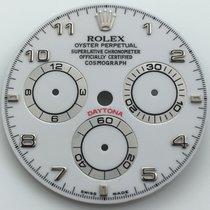 Rolex Dial Daytona White Arab Weiss Weissgold 116509 116520