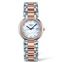 Longines Ladies L81125896 PrimaLuna Quartz Watch