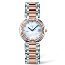浪琴 (Longines) Longines Ladies L81125896 PrimaLuna Quartz Watch