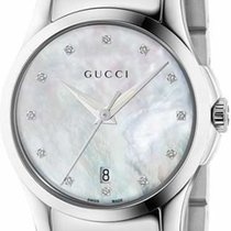 Gucci G-Timeless Small Quartz Mother Of Pearl Dial R