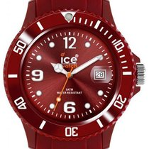 Ice Watch Ice-Winter Sili Collection Silicone Deep Red Mens...
