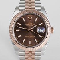 """Rolex Datejust 41 """"5 Year Rolex Warranty"""""""