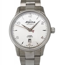 Alpina Alpiner Date Automatic Men's Watch – AL-525S4E6B