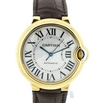 Cartier Ballon Bleu 36 Yellow Gold