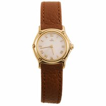 Ebel Mini Yellow Gold Mother of Pearl Ladies Watch 8057901...
