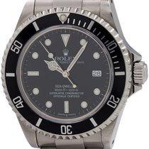 Rolex SeaDweller ref# 16600 Stainless Steel circa 2002 B & P