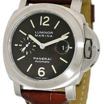 """Panerai Gent's Titanium 44mm  """"Luminor Marina"""" PAM..."""