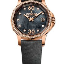 Corum 082.101.85/0041 PN10 Admirals Cup Legend in Rose Gold...