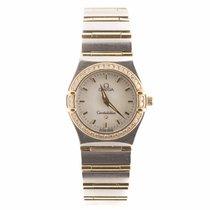 Omega Constellation '95 Ladies Diamond Quartz Watch...