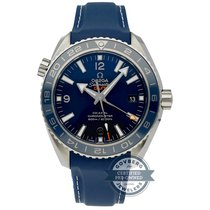 Omega Seamaster Planet Ocean GoodPlanet 600m Co-Axial GMT...