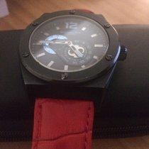 Stuhrling 332D264 Esprit D'Vie 281B Automatic 49mm Leather...