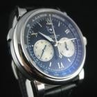 A. Lange & Söhne DOUBLE SPLIT BNIB & DISCONTINUED -...