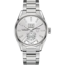 TAG Heuer Calibre 8 Grande Date - GMT - COSC - 41mm