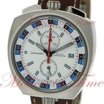 Omega Seamaster Bullhead Co-Axial Chronograph, White Dial,...