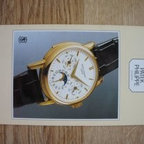 Patek Philippe Manual ( Anleitung ) ref. 3974 in English