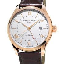 Frederique Constant Classics Index GMT Automatic Mens Watch