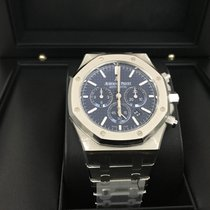 Audemars Piguet Royal Oak Chronograph Blue Boutique Edition