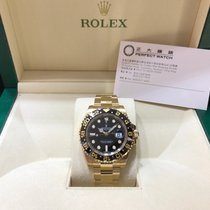 Rolex 116718LN GMT Master II 40mm Black Dial