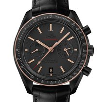 Omega Speedmaster Moonwatch Omega Co-Axial Chronograph Sedna...