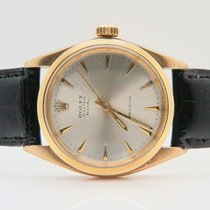 Rolex Oyster Royal Precision 9k Yellow Gold (Rare Watch)