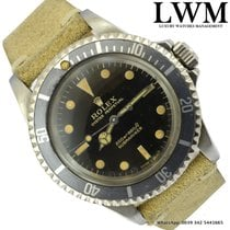 Rolex Submariner 5513 meter / feet gilt glossy dial 1965's