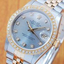 롤렉스 (Rolex) Rolex 18K Gold & S/S Diamonds Automatic...