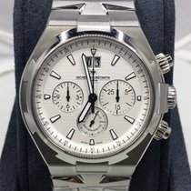 Vacheron Constantin Overseas Chronograph Stainless Steel Watch