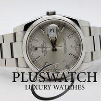 Rolex Datejust 116200 Ser. D 2011 36mm Argento - Silver 3579