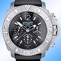 "Panerai Gent's Stainless Steel  ""Submersible 1000M&#34..."