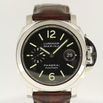 Panerai Luminor Marina Automatic from 2010 with box and papers