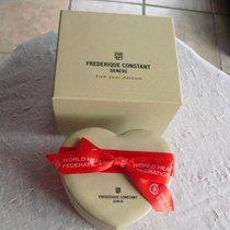 """Frederique Constant """"Herz""""-Uhrenbox (Uhrenbeutel)"""