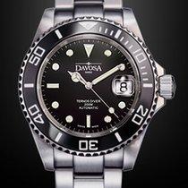 Davosa Ternos Diver Keramik Date Saphirglas Inzahlungnahme...