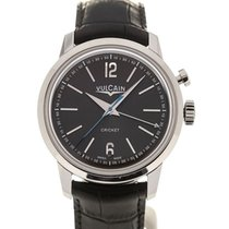 Vulcain 50s Presidents'Watch 39 Charcoal