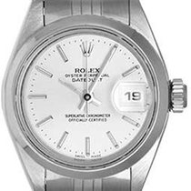 Rolex Ladies Rolex Date Watch 79160 Stainless Steel with...
