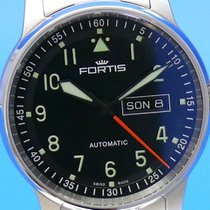 Fortis Flieger Pro Day/Date