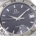 Omega Constellation 35mm Black Dial ZERO CUSTOMS CHARGE