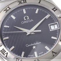オメガ (Omega) Constellation 35mm Black Dial