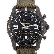 Breitling Chronospace Military 46 Quartz GMT