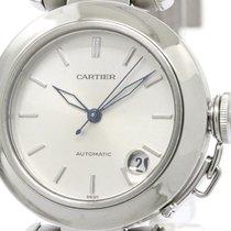 カルティエ (Cartier) Polished Cartier Pasha C Steel Automatic...