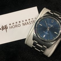 劳力士  (Rolex) 114300 Oyster Perpetual Blue Index Dial 39mm [NEW]