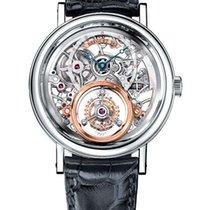 Breguet Brequet Tourbillon Messidor 5335 Platinum Men's Watch