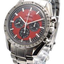 Omega 3506.61 Schumacher The Legend Speedmaster - Steel on...