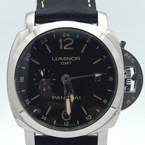 Panerai Pam531 Luminor 1950 3 Days Gmt 24h Automatic W/  Warranty