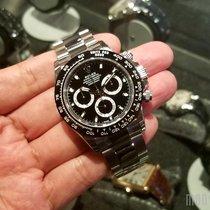 Rolex 116500LN Black Dial (888) Cosmograph Daytona 40mm