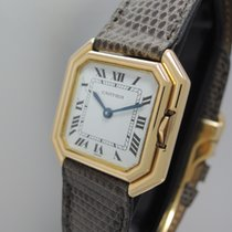 Cartier Paris Ceinture Ladies Handaufzug -Gold 18k/750