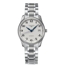 Longines Master Collection Automatic Silver Mens Watch L25184786