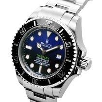 Rolex Sea-Dweller Deepsea D-Blue 116660 James Cameron Edition