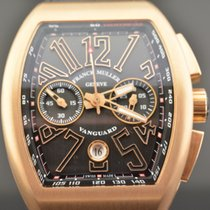 Franck Muller NEW MODEL VANGUARD ROSE GOLD